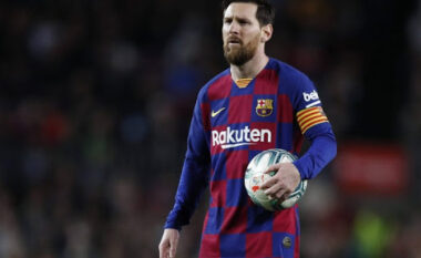 Shkëlqen Messi dhe Barcelona, katalanasit 4 pikë larg kreut (VIDEO)