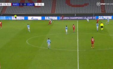 Ka sërish gol në sfidën, Bayern-Lazio (VIDEO)