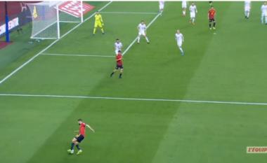 Dy gola për 2 minuta, Spanja ndëshkon Kosovën (VIDEO)