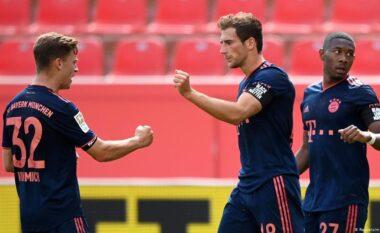 Juvja dhe Bayern planifikojnë shkëmbimin e bujshëm (FOTO LAJM)