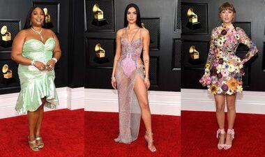 Grammy 2021: Çfarë veshën yjet në tapetin e kuq?
