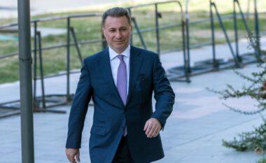 Në banesat e Gruevskit janë gjetur 4 pistoleta (VIDEO)