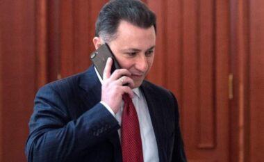Ju sekuestruan 4 pistoleta, reagon Gruevski