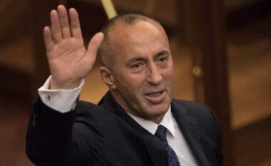 Ramush Haradinaj heq dorë nga kandidimi për president