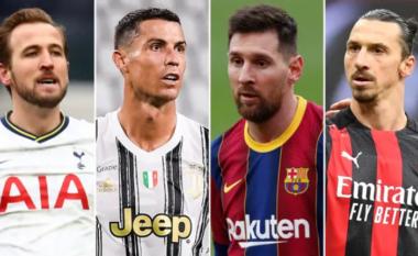 Lojtarët me më shumë hat-trick në këtë shekull, ja kush kryeson