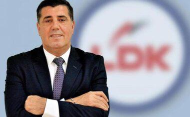 Deputetja e LDK-së për Lutfi Hazirin:  I ka besuar Rugova pse mos t'i besojnë delegatët