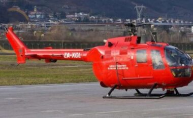 Bie nga lartësia punëtori 59 vjeçar, niset me helikopter drejt Tiranës