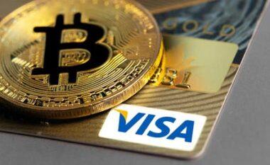 VISA lejon ekzekutimin e pagesave me kriptovalutë