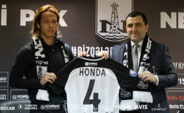 E mbani mend Keisuken Hondan, ky është ekipi ku ka përfunduar japonezi