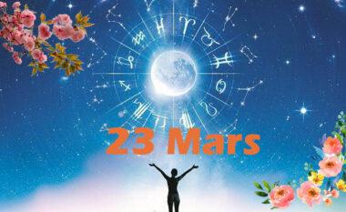 Horoskopi 23 Mars 2021, ja çfarë kanë parashikuar yjet për ju