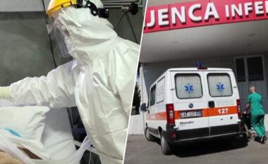Tre persona humbin jetën nga COVID-19 në 24 orët e fundit