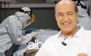 Bujar Qamili tregon gjendjen kritike gjatë COVID-19: Isha 21 ditë në koma!