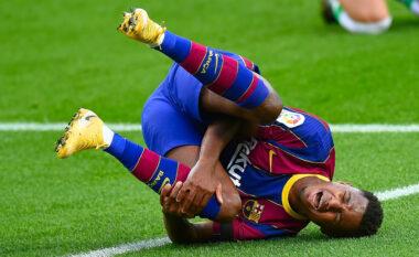 Lajme aspak të mira për Barcelonën, Fati do të operohet sërish, mund të humbë gjithë sezonin
