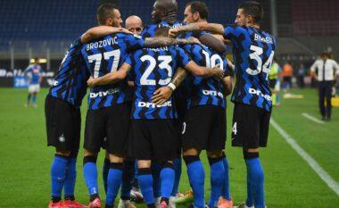 Inter-Cagliari, formacionet zyrtare