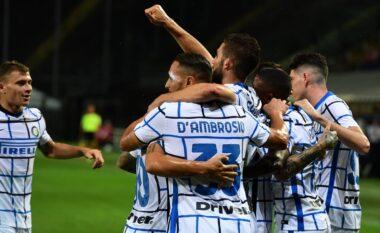 Pas pushimit të kombëtareve, Interi rikuperon grupin e plotë