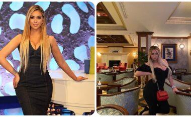 Dajana Shabani: Alesia Bami nuk bën për moderatore (FOTO LAJM)