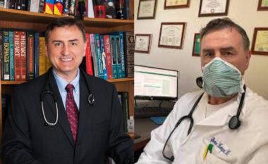Mjeku i njohur shqiptar: Nëse nuk ndalojmë COVID-19, mutacioni i ardhshëm paraqet rrezik të madh