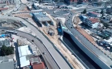 ARRSH jep lajmin e mirë: Gati hapja e tunelit tjetër tek ish-sheshi Shqiponja (VIDEO)
