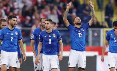 """Mancini """"merr frymë lirisht"""", testimet e fundit të lojtarëve italianë për Covid-19 rezultojnë negativë"""