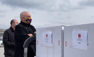 Rama e nis fushatën nga Stambolli:  Siguruam 1 milion vaksina anti-Covid