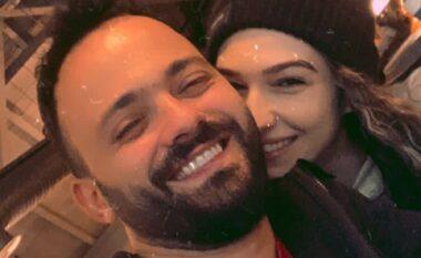 Në fillimet e dashurisë së tyre, kështu dukeshin Jonida dhe Besniku (FOTO LAJM)