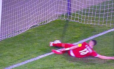 Largoi topin e goditur nga Ronaldo, mbrojtësi serb: Nuk ishte brenda