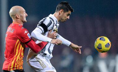 Juventus – Benevento, formacionet zyrtare
