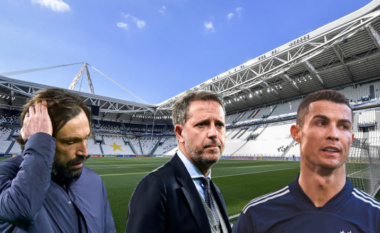 """""""Ju e shkatërruat Juventusin"""", tifozët fajësojnë Pirlon dhe bordin drejtues"""