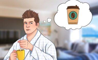 5 arsye të thjeshta se pse konsumimi i kafesë në mëngjes është më i mirë se çaji