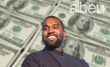 Kanye West, personi me ngjyrë më i pasur në historinë e Amerikës.