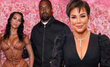 Thyhet heshtja! Kris Jenner flet për herë të parë për divorcin Kim-Kanye