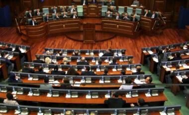 Kuvendi i Kosovës zgjedh 5 nënkryetarë