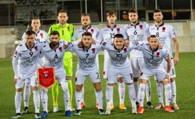 """Shqipëria pret Anglinë, formacioni i mundshëm i """"kuqezinjve"""""""
