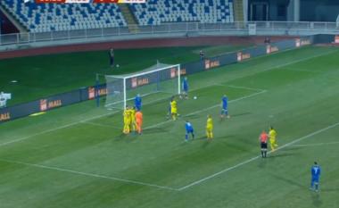Kosova e pëson me një gafë të Ujkanit, Suedia zhbllokon shifrat me asistin e Ibrës (VIDEO)