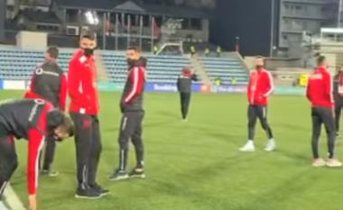 Kombëtarja largohet nga stadiumi pa bërë dush, çfarë turpi për Andorran