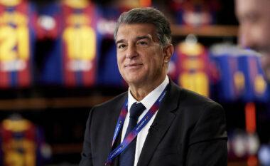 Eliminimi nga Champions, Laporta me plane të mëdha për  Barcelonën