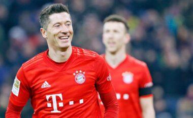 Frikë te Bayern, dëmtohet Lewandowski