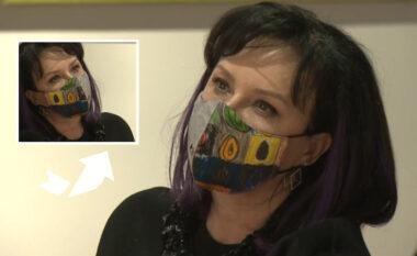 Linda Rama bën ndryshimin e  pazakontë, lyen flokët ngjyrë lejla (VIDEO)