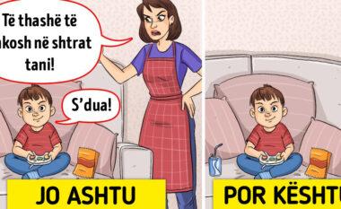 9 këshilla që e bëjnë më të thjeshtë komunikimin me një fëmijë të llastuar