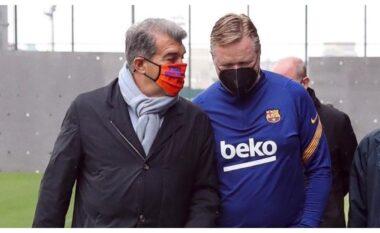 President i ri trajner i vjetër, Koeman nuk largohet nga Barcelona