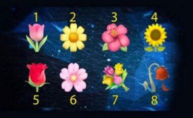 Zgjidhni lulen tuaj të preferuar dhe zbuloni se kur do të martoheni