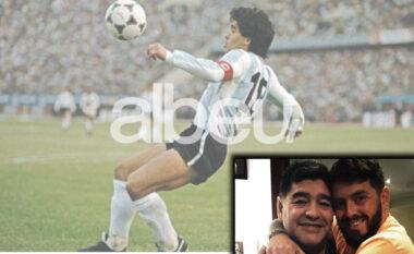Djali i Maradonës: Nuk do isha trajner i Juventusit as i vdekur, kjo është e vërteta për babanë tim