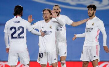 Ndeshja në Champions, Reali publikon listën e lojtarëve (FOTO LAJM)