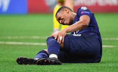 Martial la fushën i dëmtuar me Francën, Man United në ankth (VIDEO)