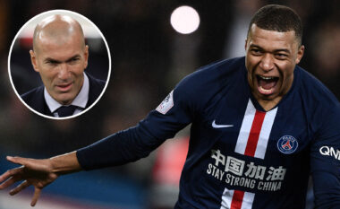 Mbappe te Real Madridi, Zidane në stolin e Francës?