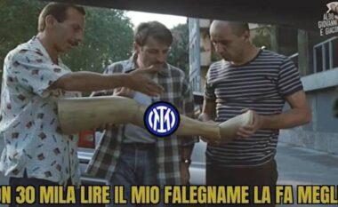 Nga Volkswagen te Mauro Icardi, plasin memet me Stemën e re të Interit (FOTO+VIDEO)