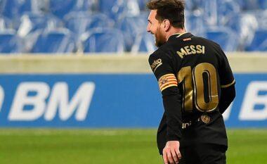 Messi vazhdon të shkruajë historinë te Barcelona, thyen rekordin e Xavi Hernandez
