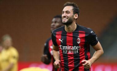 Çalhanoglu zbulon skuadrën e ëndrrave, nuk është Milan