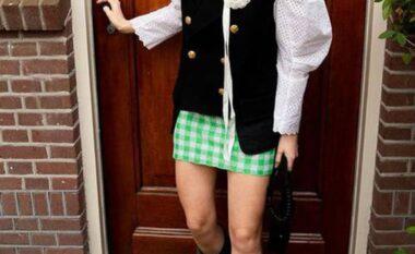 5 mënyra për të veshur mini-fundin tuaj të preferuar (FOTO LAJM)