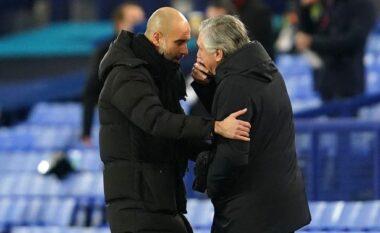 U mposht në çerekfinalen e FA Cup, Ancelotti: Man City është skuadra më e fortë në botë